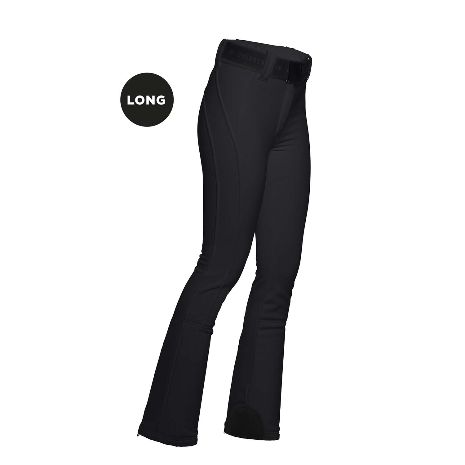 Goldbergh Pippa Long Leg Ski Pant Black 2021