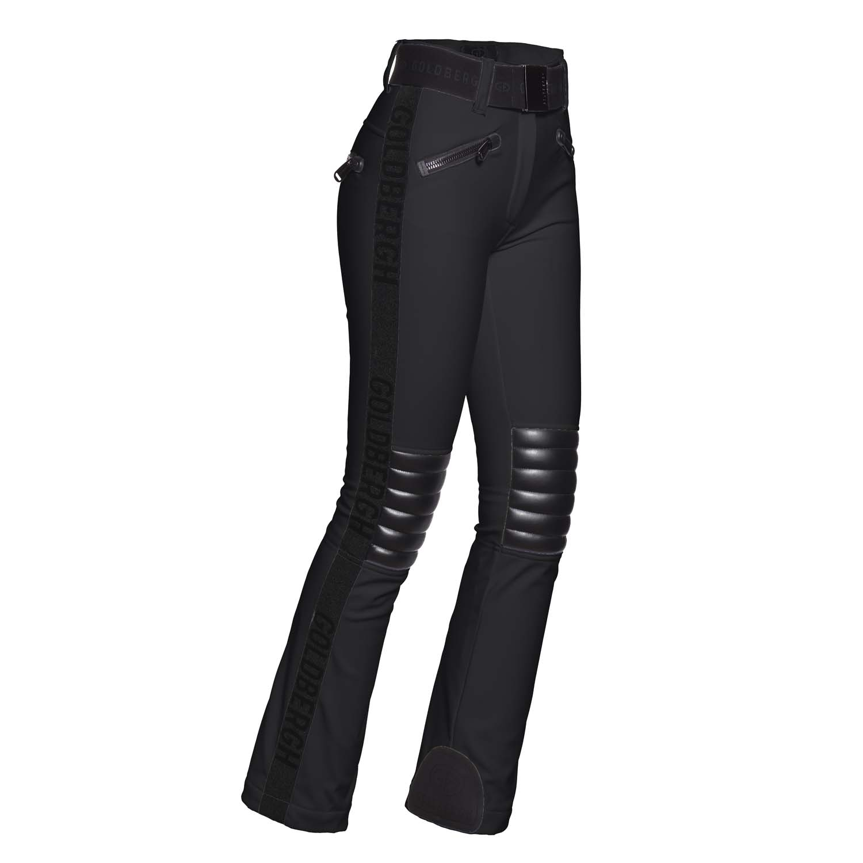 Goldbergh Rocky Ski Pant Black 2021