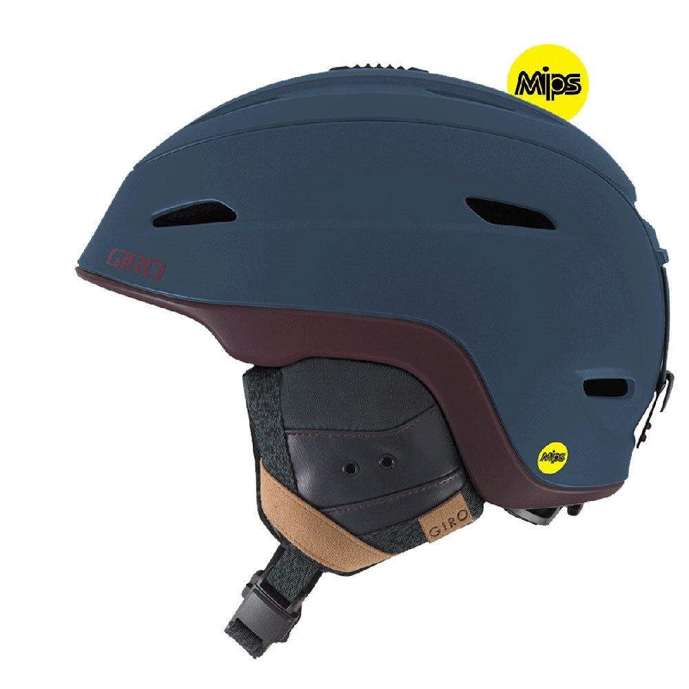 951f47276b7 Giro Zone MIPS Helmet Matte Turbulence Maroon 2018