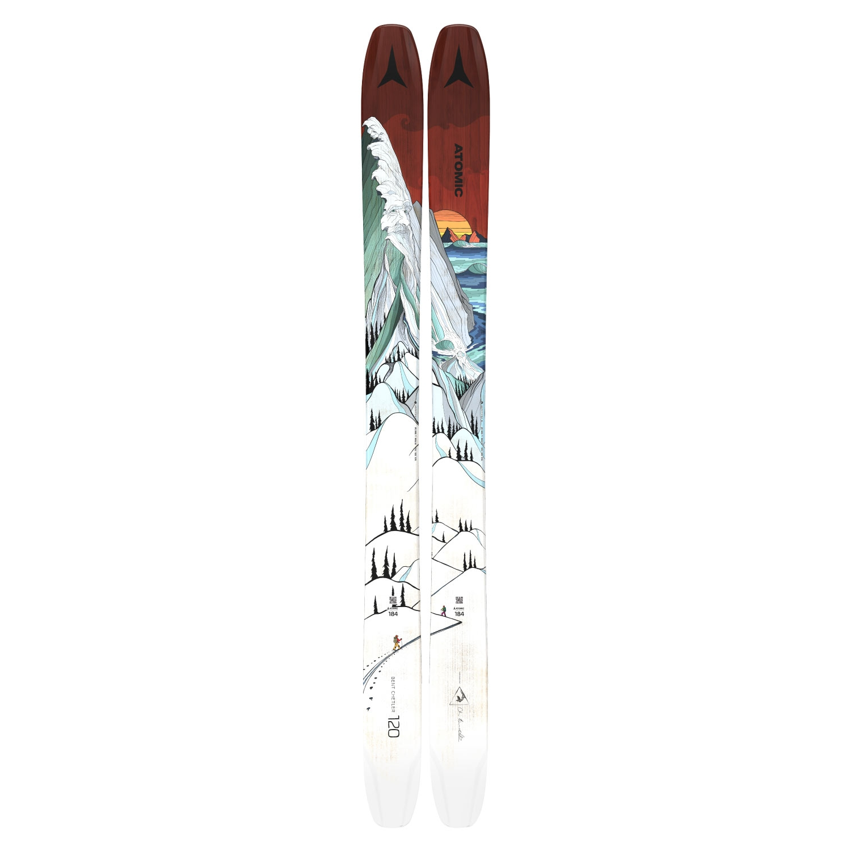 Atomic Bent Chetler 120 Skis 2021
