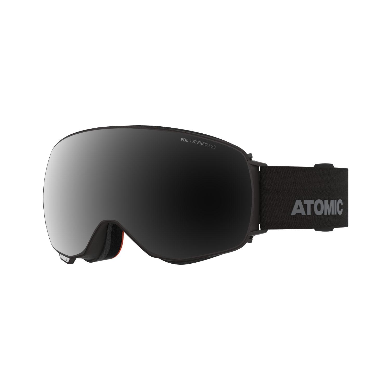 Atomic Revent Q Stereo Goggles Black 2021