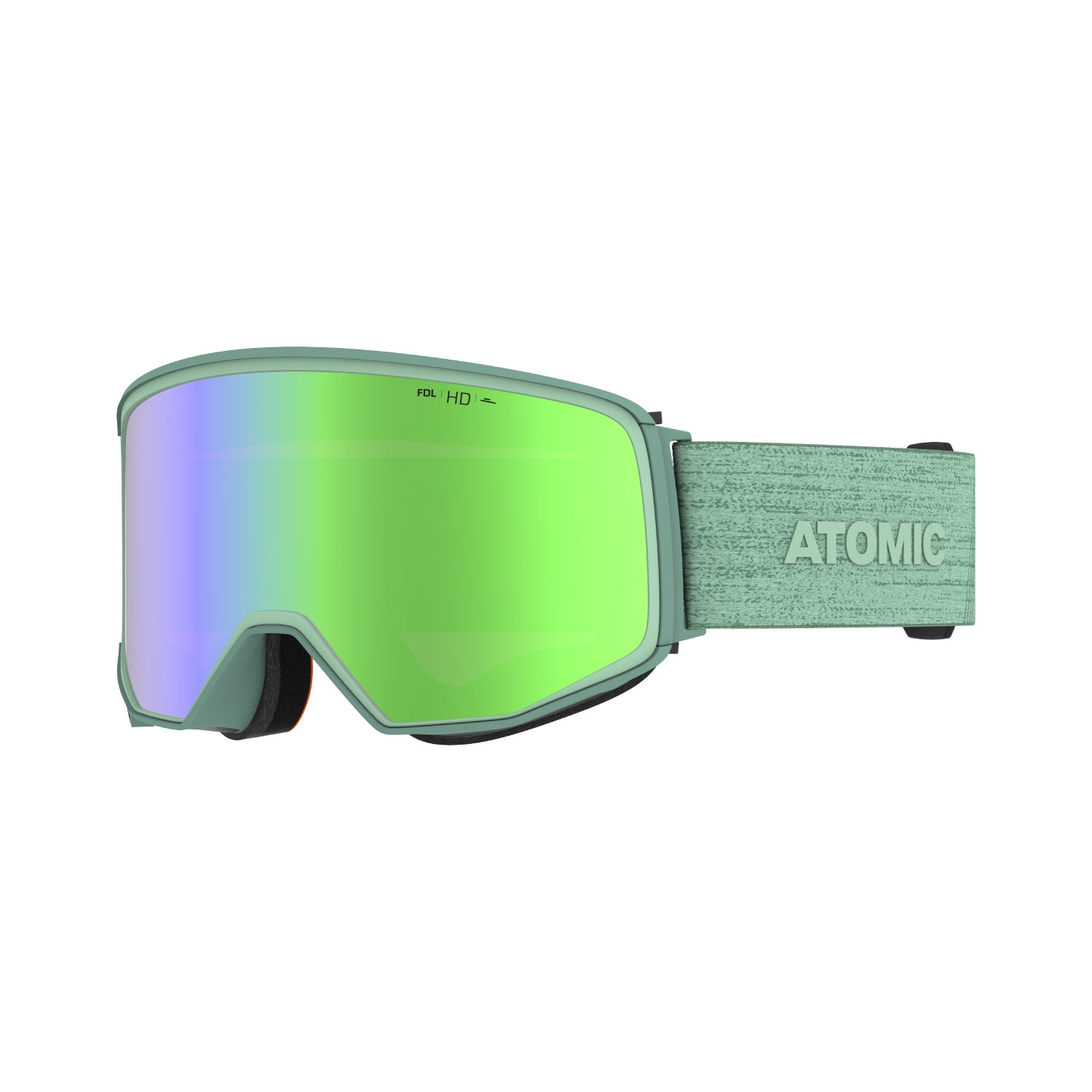 Atomic Four Q HD Goggles Mint 2021