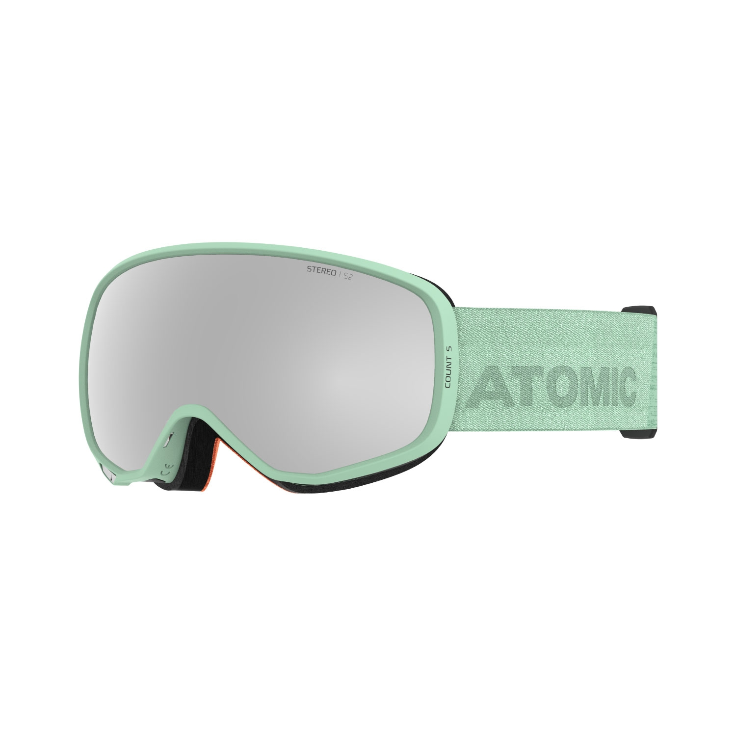 Atomic Count S Stereo Goggles Mint 2021