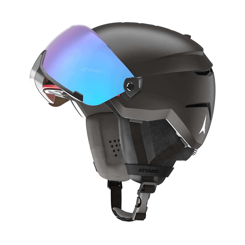 Atomic Savor Visor Stereo Helmet Black 2021