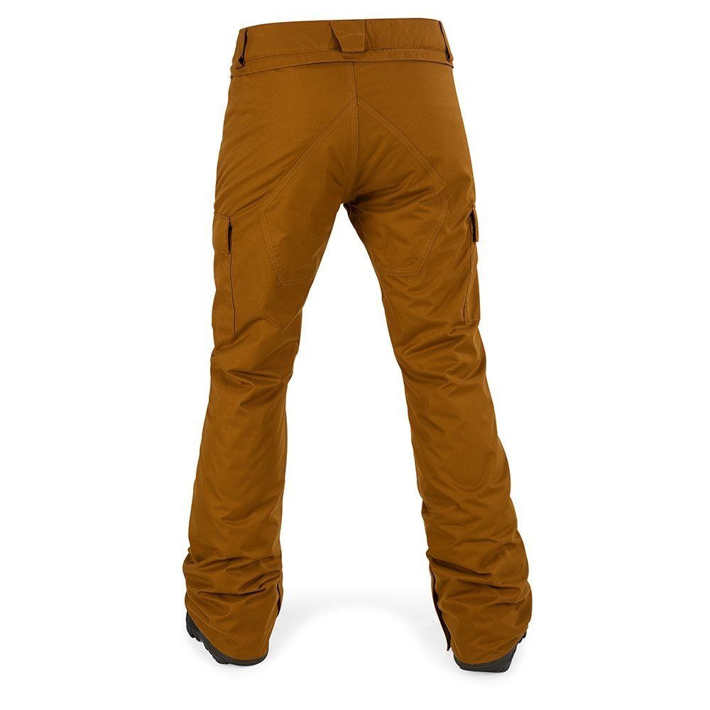 Volcom Cascade Insulated Pant Copper 2018