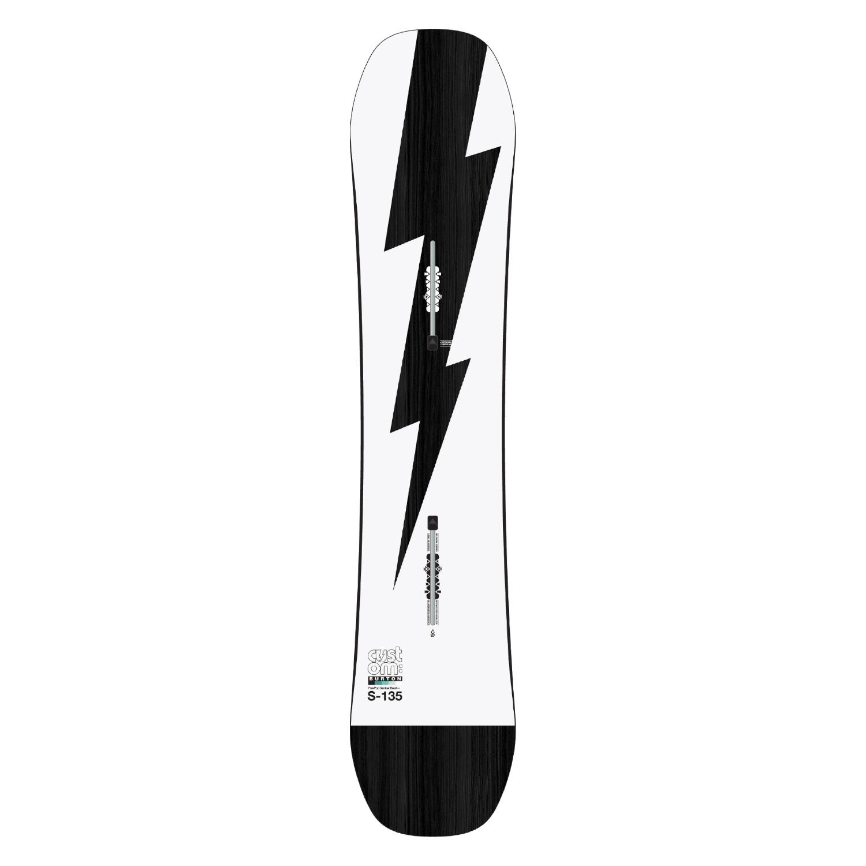 Burton Custom Smalls Snowboard 2021