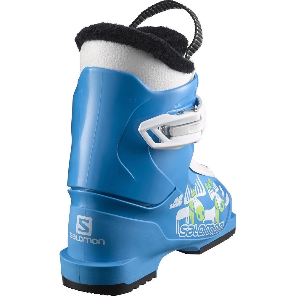Salomon T1 Ski Boot Blue/White 2018