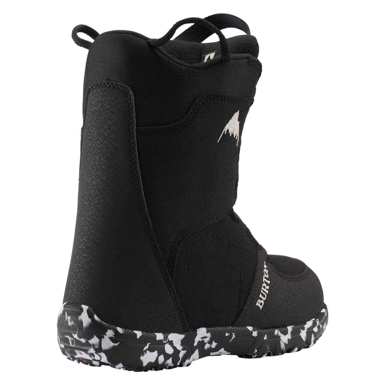 Burton Grom BOA Snowboard Boots Black 2021