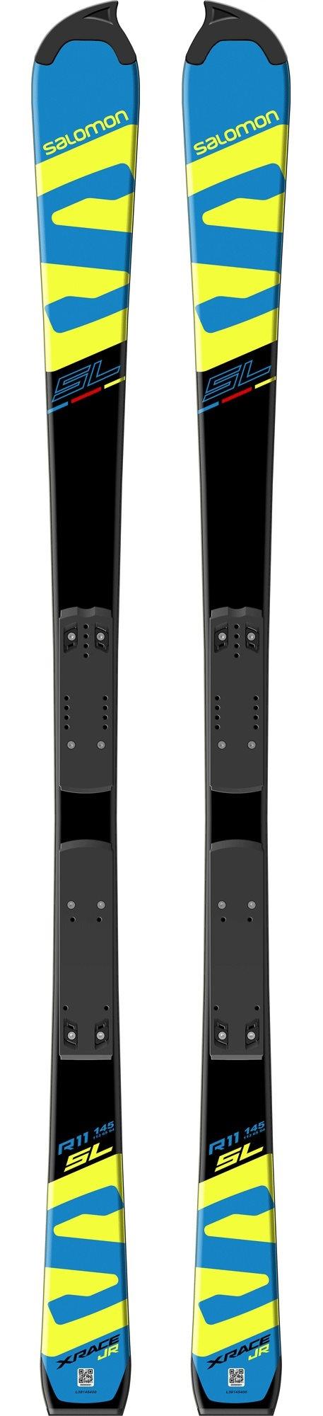 Salomon X Race Jr SL Ski with Race Plate 2018