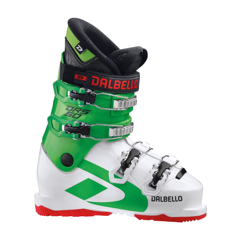 Dalbello DRS 60 Ski Boots White/Race Green 2021