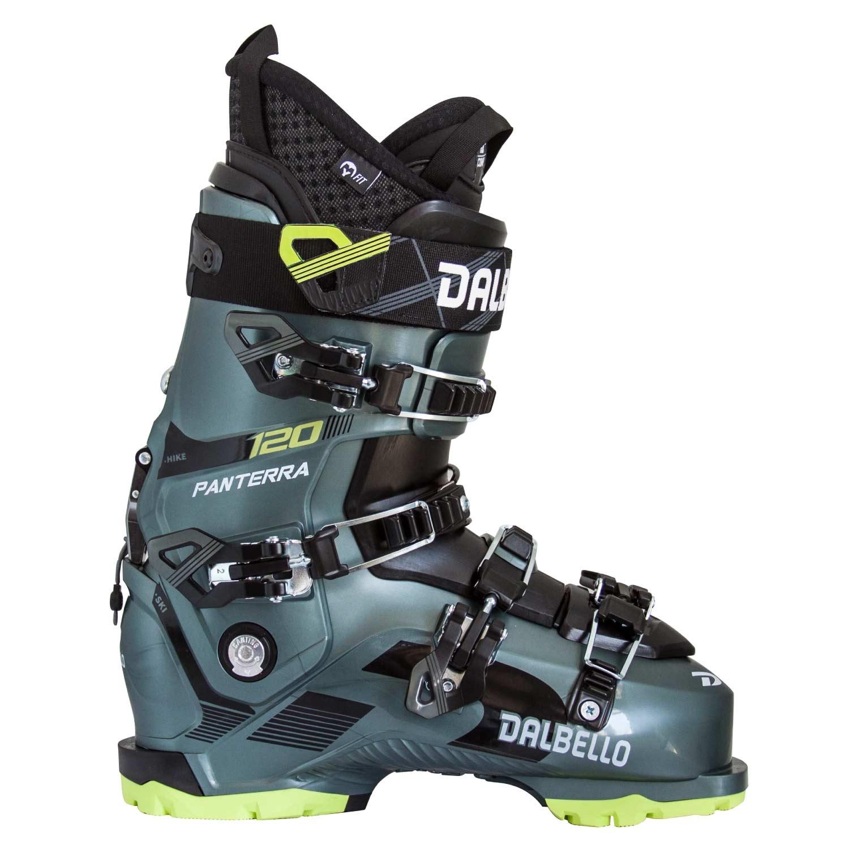 Dalbello Panterra 120 Grip Walk Ski Boots Sage/Acid Green 2021