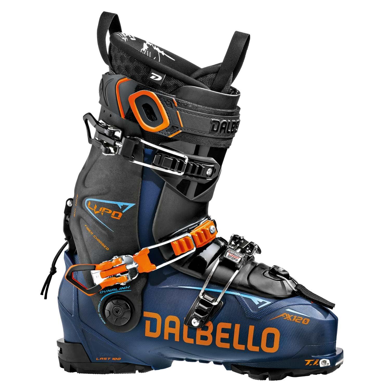 Dalbello Lupo AX 120 Ski Boots Sky Blue/Black 2021