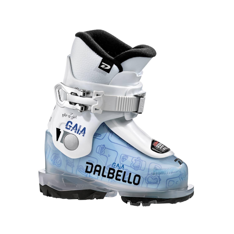 Dalbello Gaia 1 0 Ski Boots Transparent/White 2021