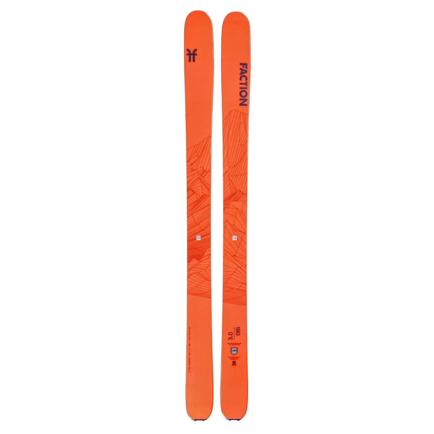 Faction Agent 3 0 Skis 2021