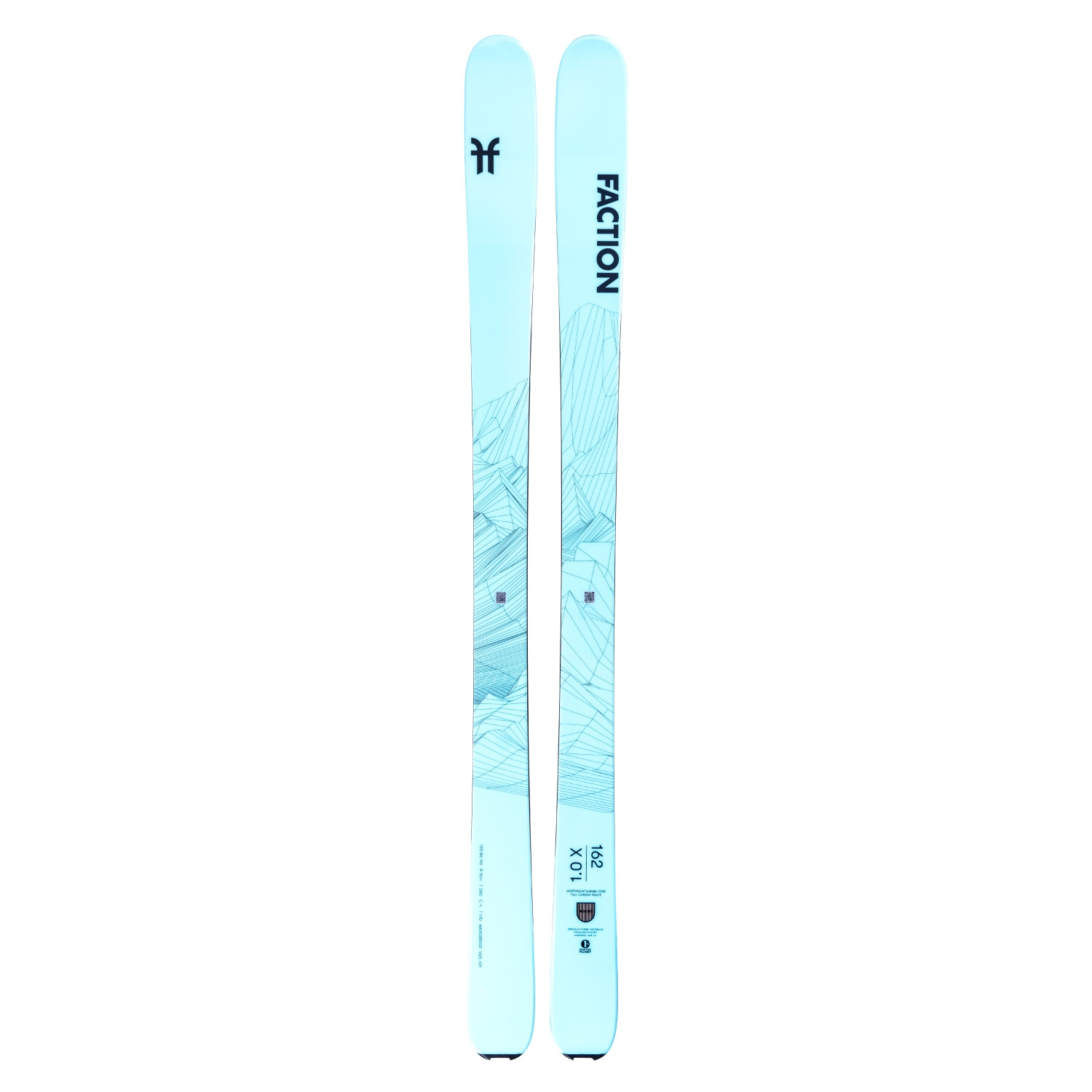 Faction Agent 1 0 X Skis 2021