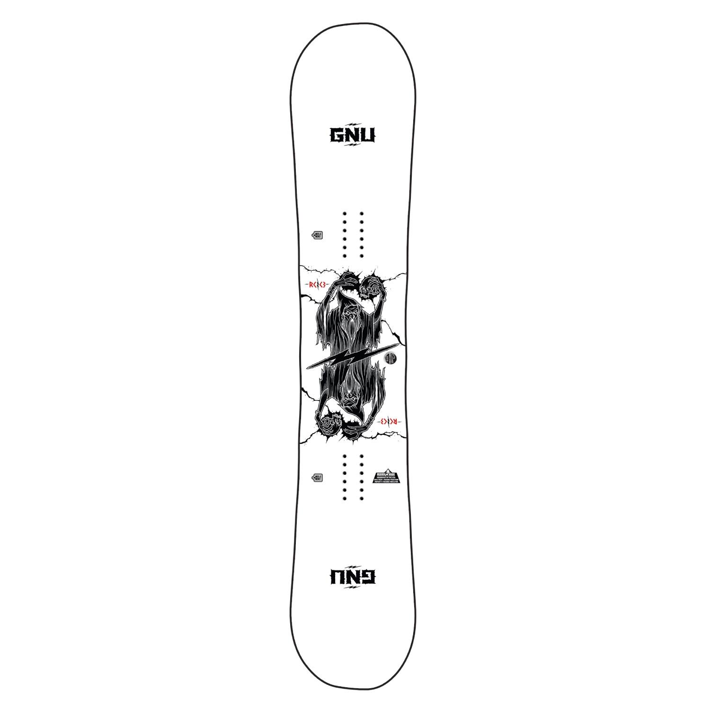 Gnu RCC3 Snowboard 2021