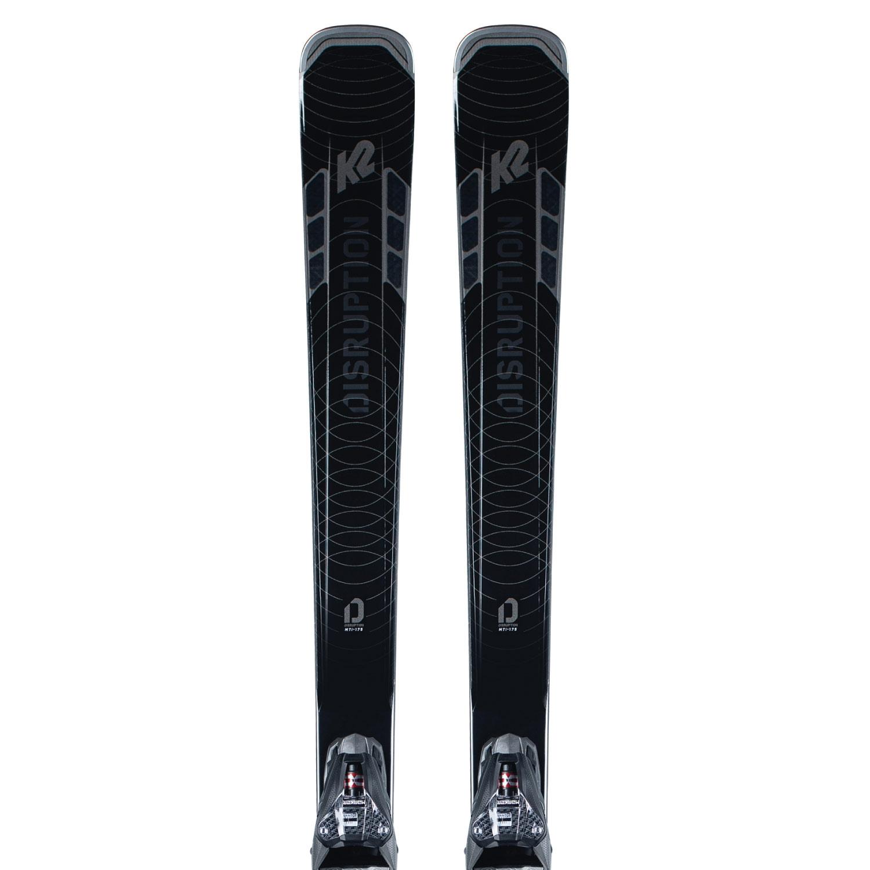 K2 Disruption MTi Skis with MXCELL 12 TCx Quikclik Bindings 2021