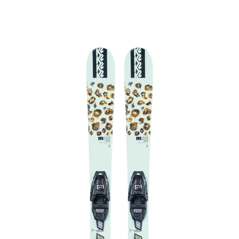 K2 Missy 4 5 FDT Skis 2021