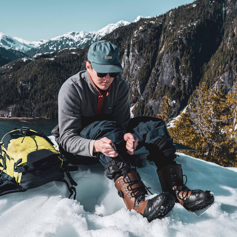 K2 Ender Snowboard Boots Brown 2021