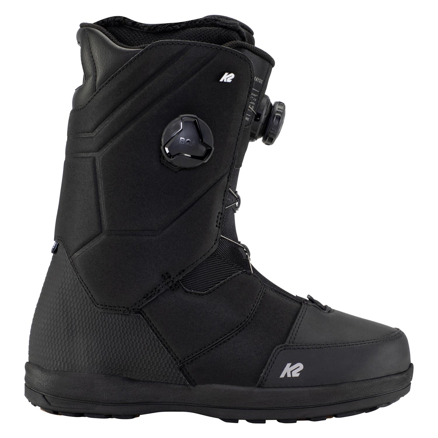 K2 Maysis Wide Snowboard Boots Black 2021