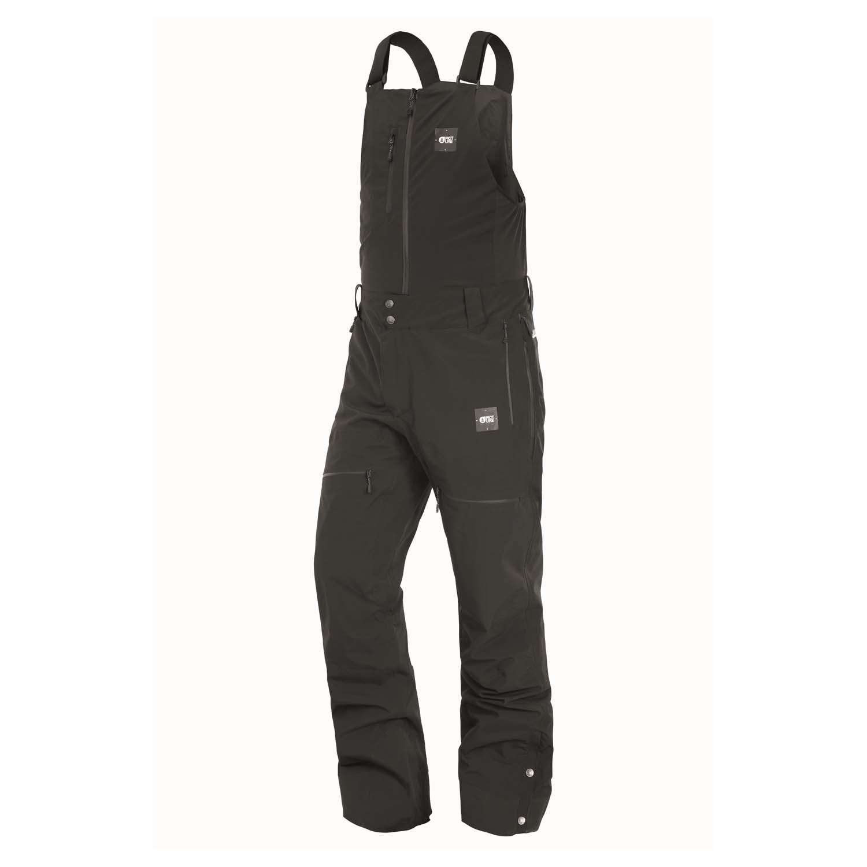 Picture Expedition Zephir Bib Pants Black 2021