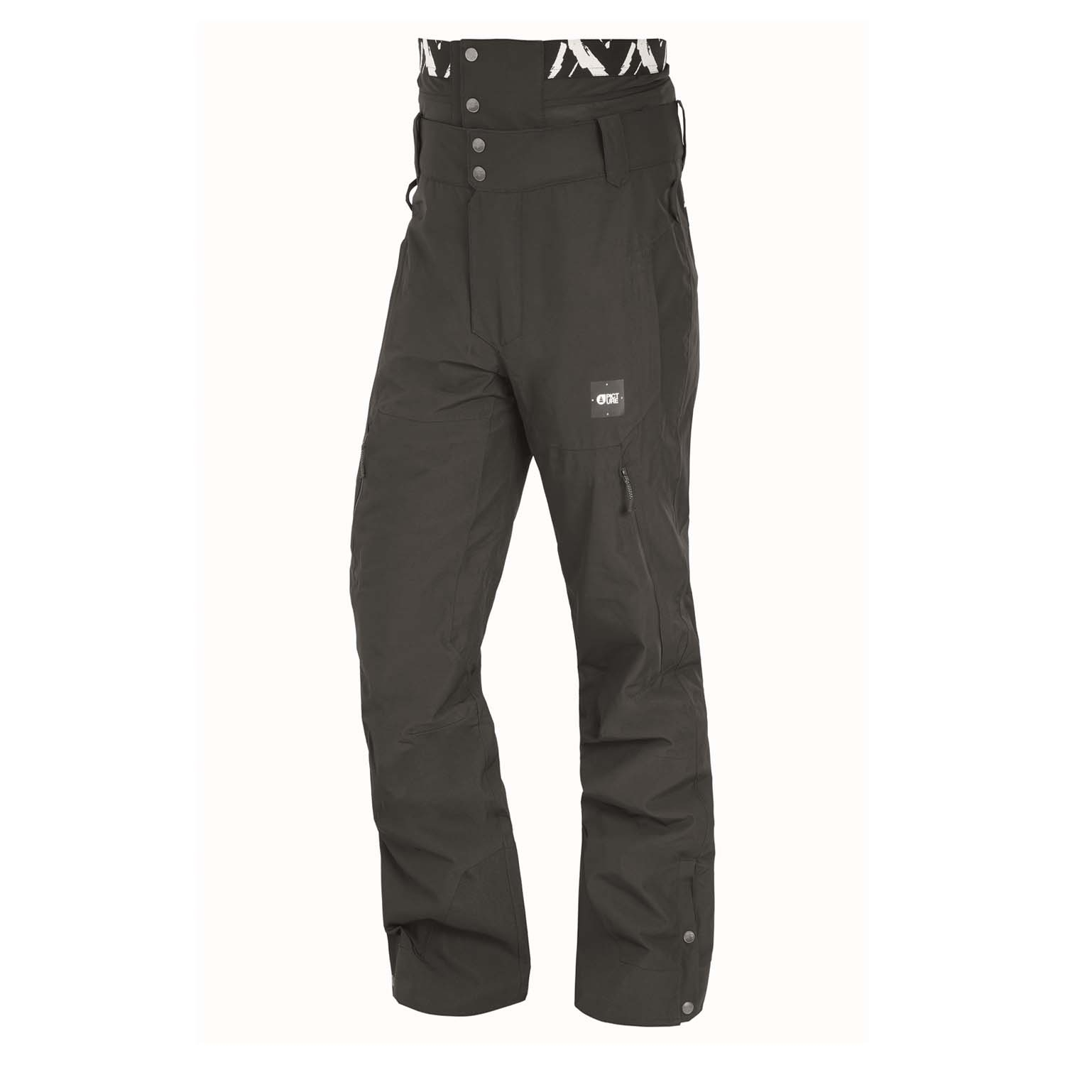 Picture Expedition Object Pants Black 2021