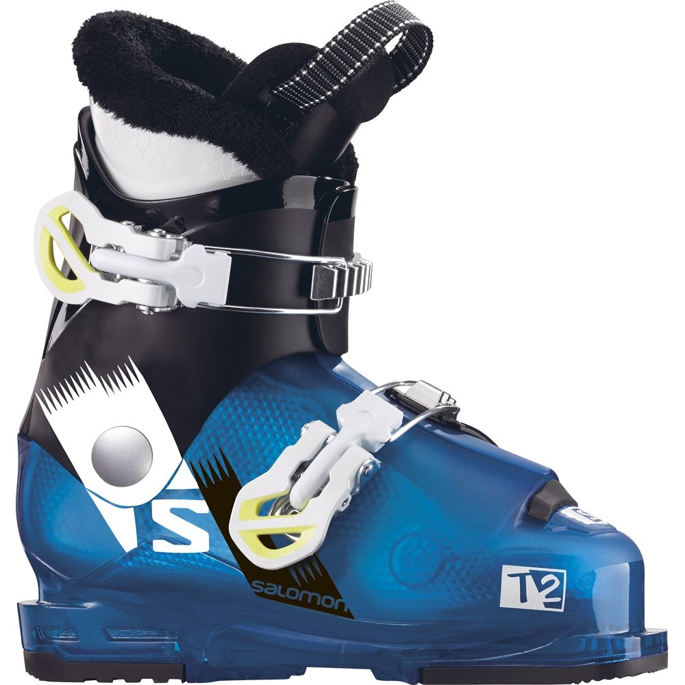 Salomon T2 Ski Boot Indigo Blue/Black 2018