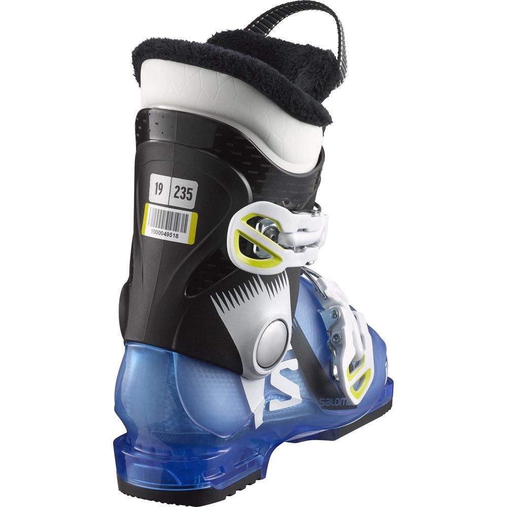 Salomon T2 Ski Boots Indigo Blue/Black 2018