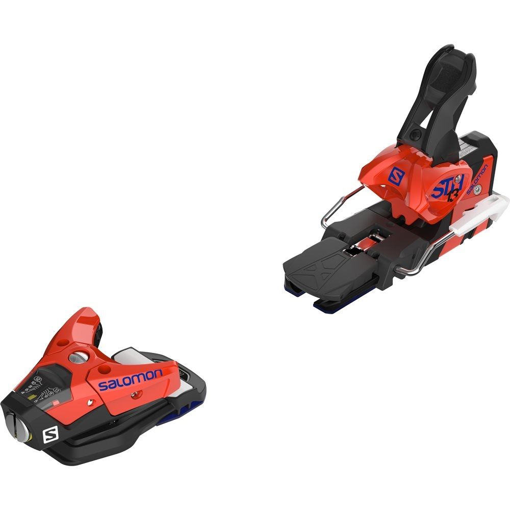 Salomon STH2 WTR 13 Ski Binding Orange/Black 2018