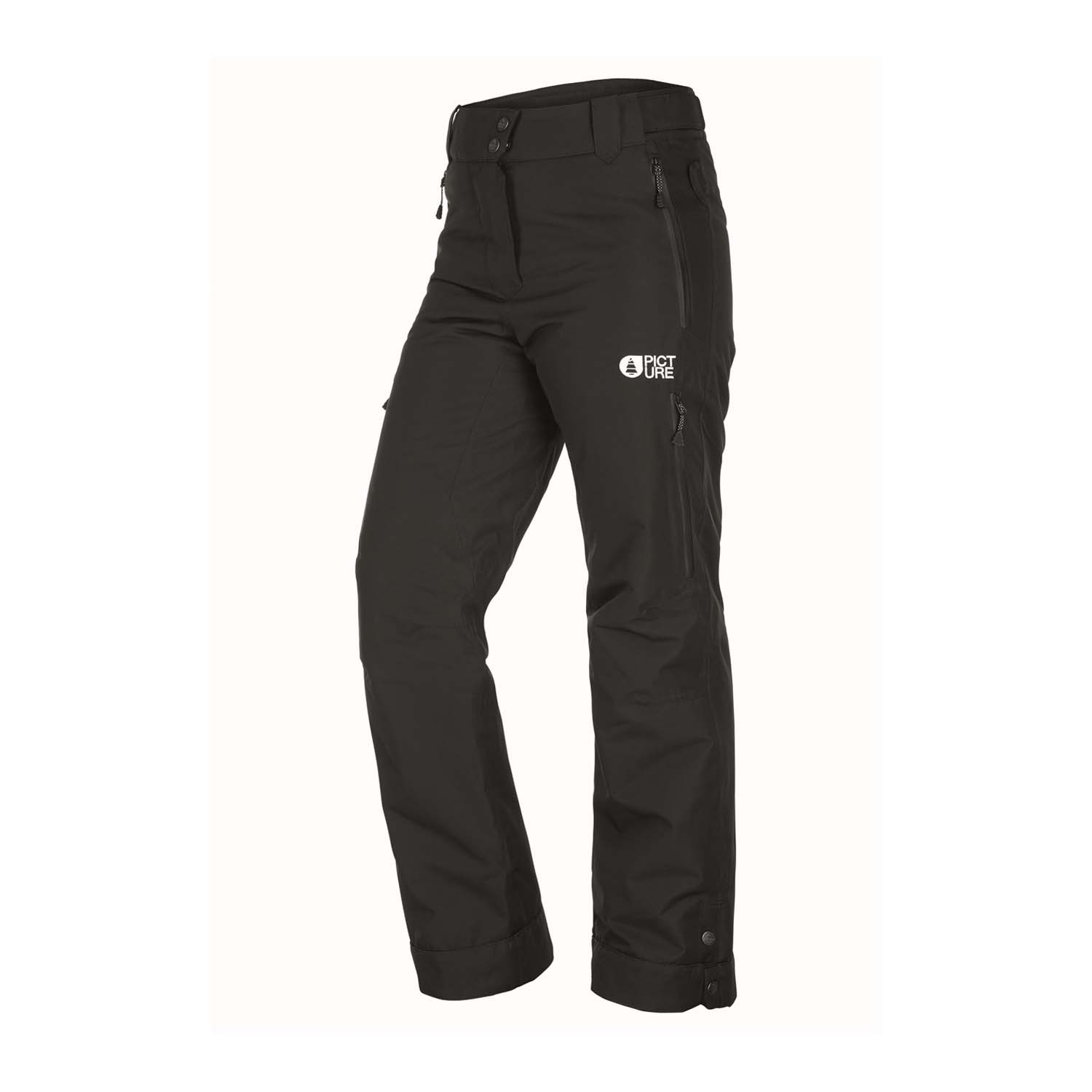 Picture Kids Mist Pants Black 2021