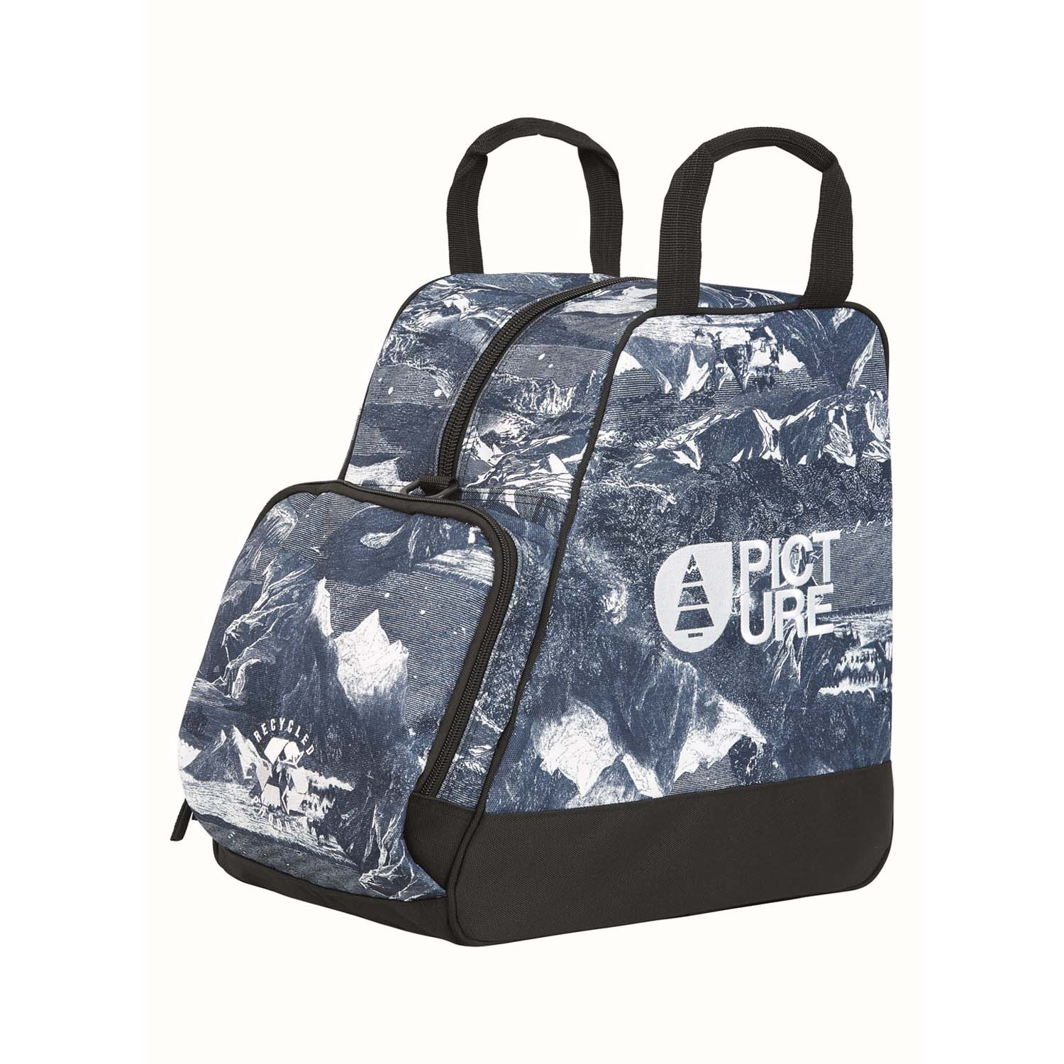Picture Shoes Bag Imaginery World Print 2021