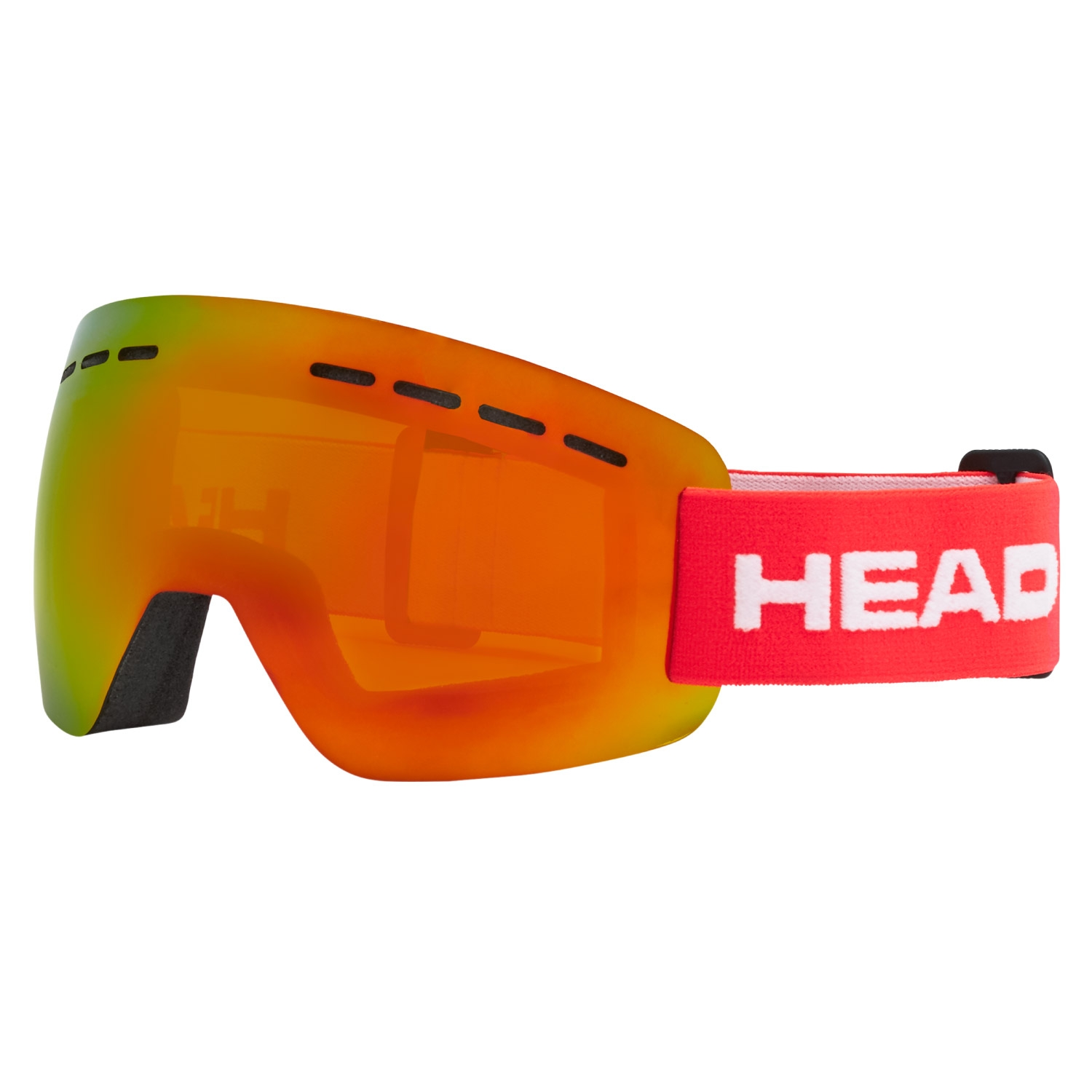 Head Solar FMR Goggles Red 2021