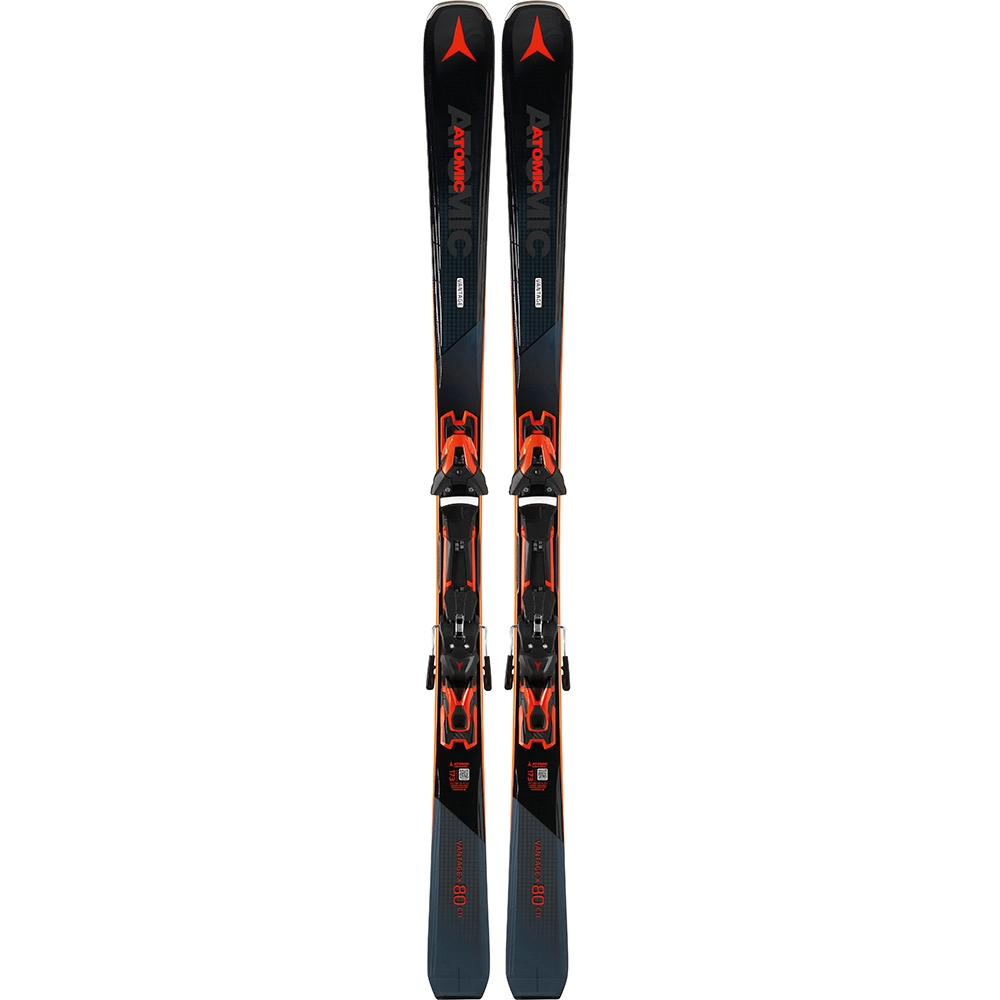 Atomic Vantage X 80 CTI Ski with FT 12 GW Binding 2019