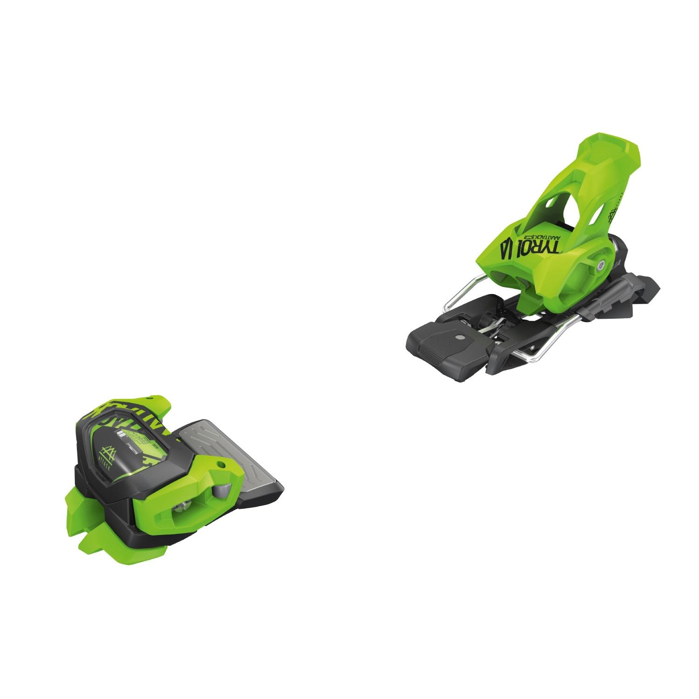 Tyrolia Attack 13 GW Ski Bindings Green 2021