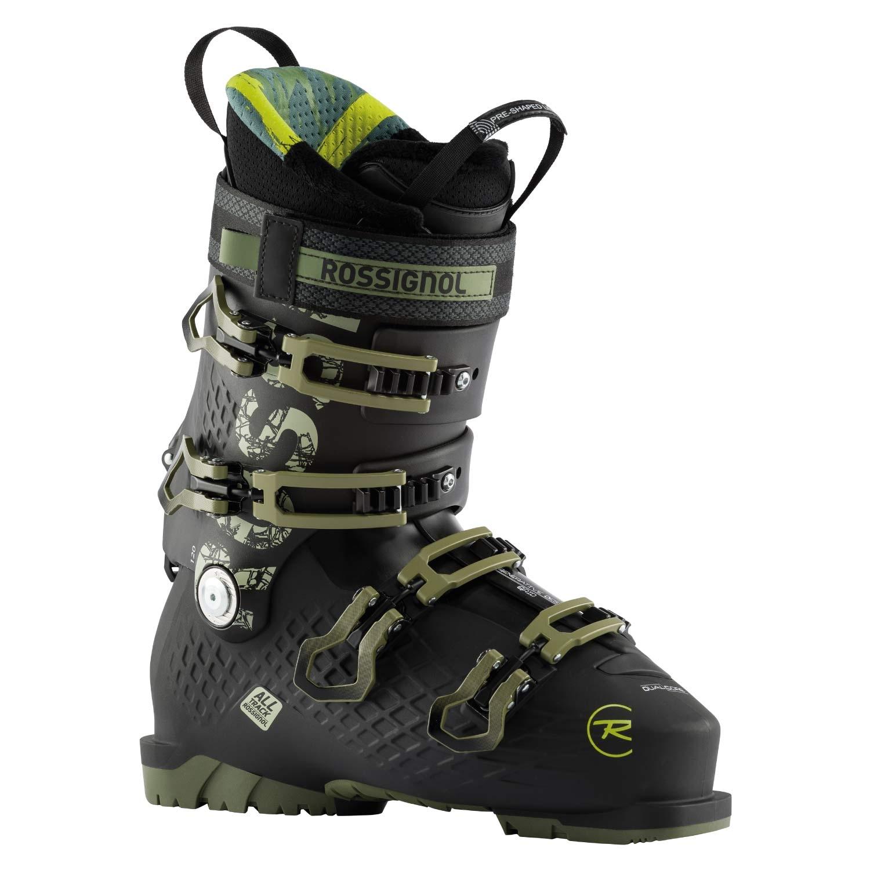 Rossignol Alltrack 120 Ski Boots Black Khaki 2021