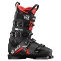 Salomon S Max 100 Ski Boots Black/Red 2021