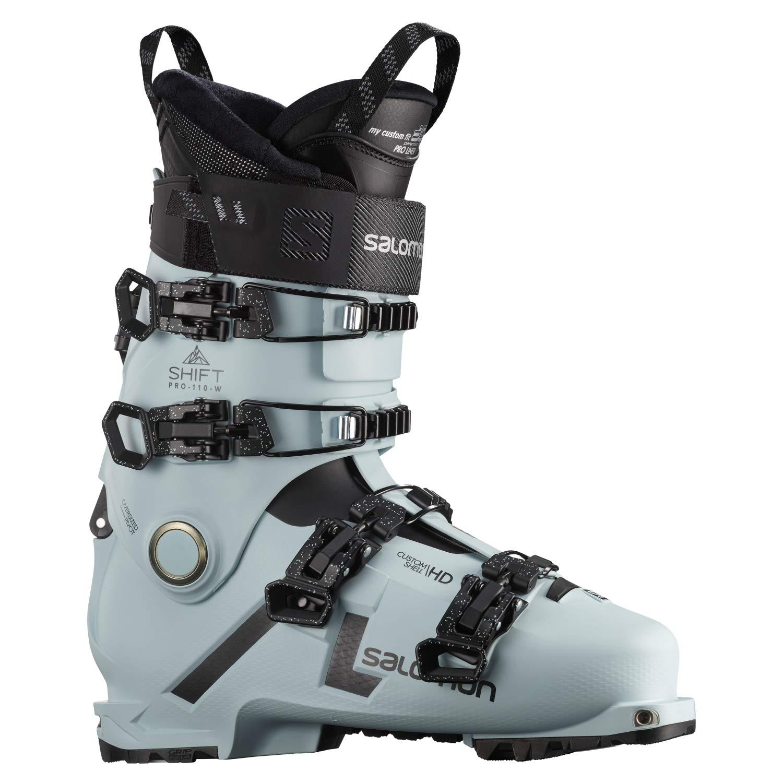 Salomon Shift Pro 110 W AT Ski Boots Sterling 2021