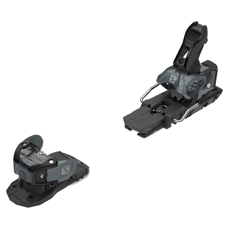 Salomon Warden MNC 13 Ski Bindings Black/Grey 2021