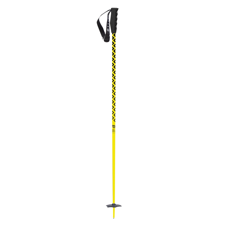 Black Crows Meta Ski Poles Yellow 2021