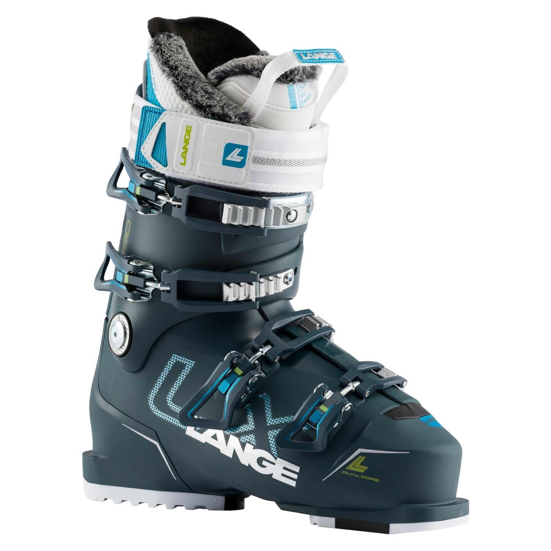 Lange LX 90 W Ski Boots Deep Petrol/Blue 2021