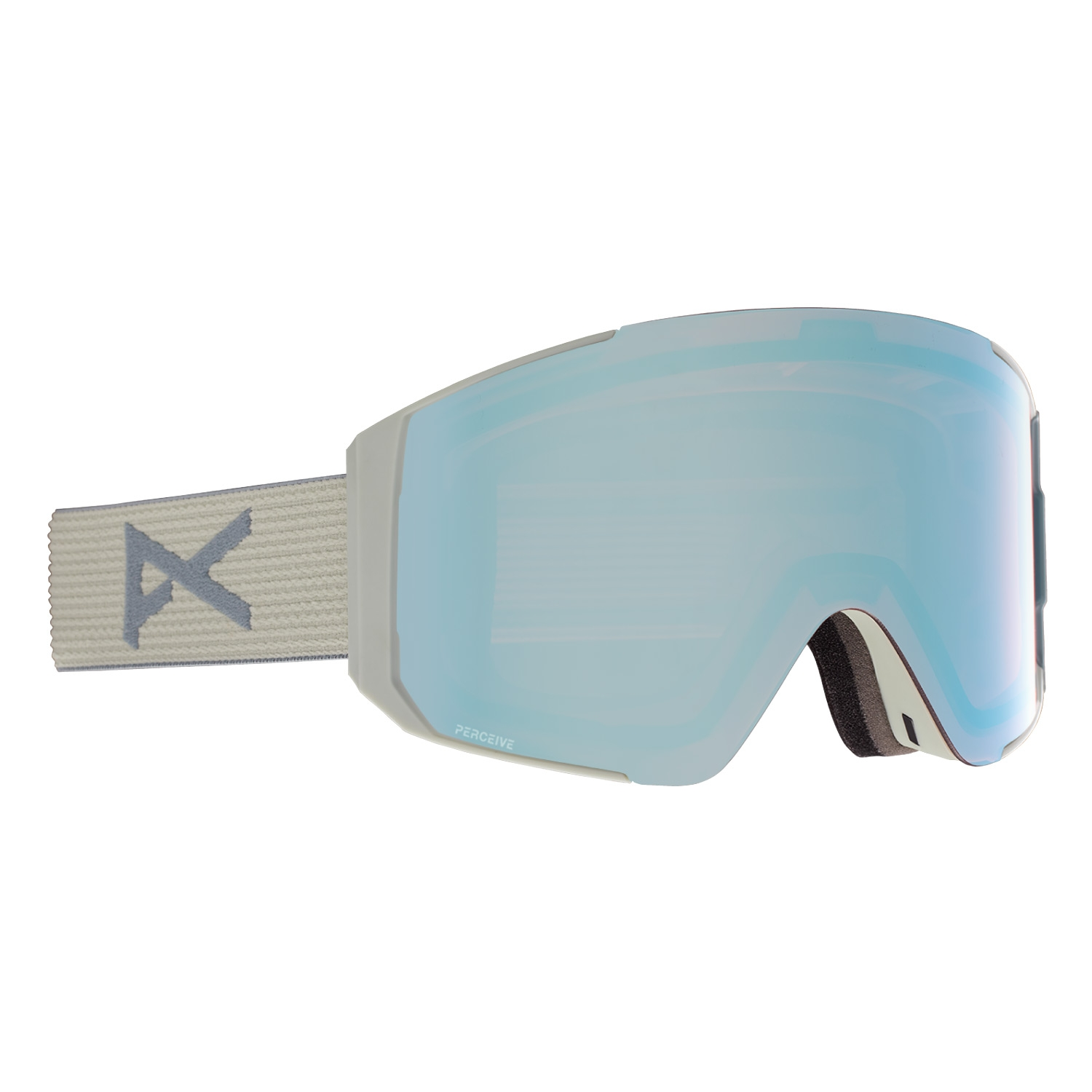 Anon Sync Goggles Gray/Perceive Variable Blue Lens 2021