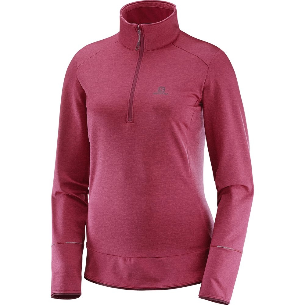 Salomon Discovery HZ Womens Beet Red 2018