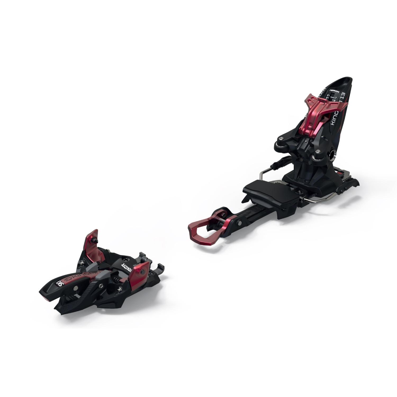 Marker Kingpin 13 Ski Bindings Black/Red 2021