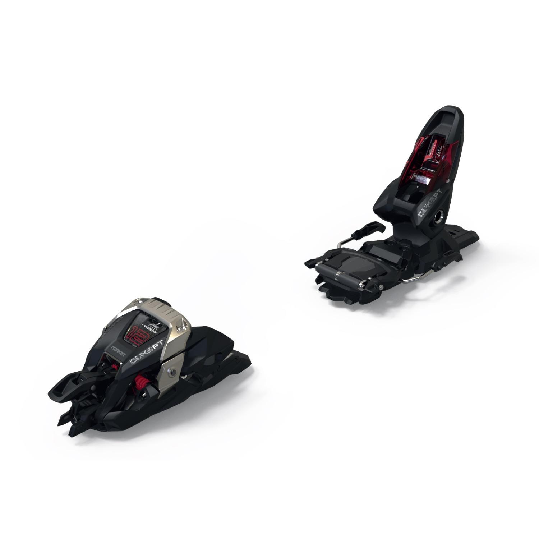 Marker Duke PT 12 Ski Bindings Black/Red 2021