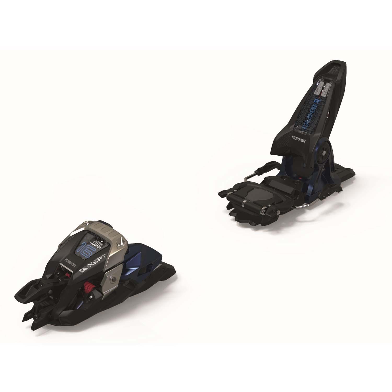 Marker Duke PT 16 Ski Bindings Black/Gunmetal 2021