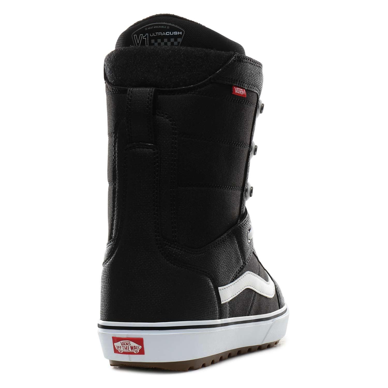Vans Hi-Standard OG Snowboard Boots Black/White 2021