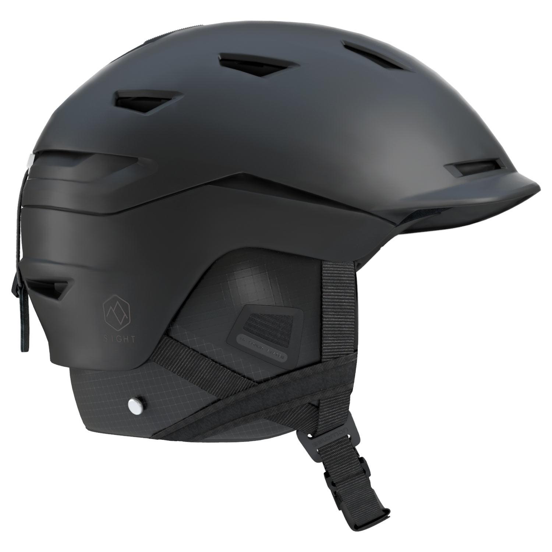 Salomon Sight CA Helmet All Black 2021