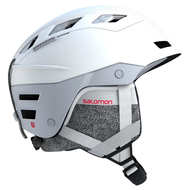 Salomon QST Charge W MIPS Helmet White Pop 2021