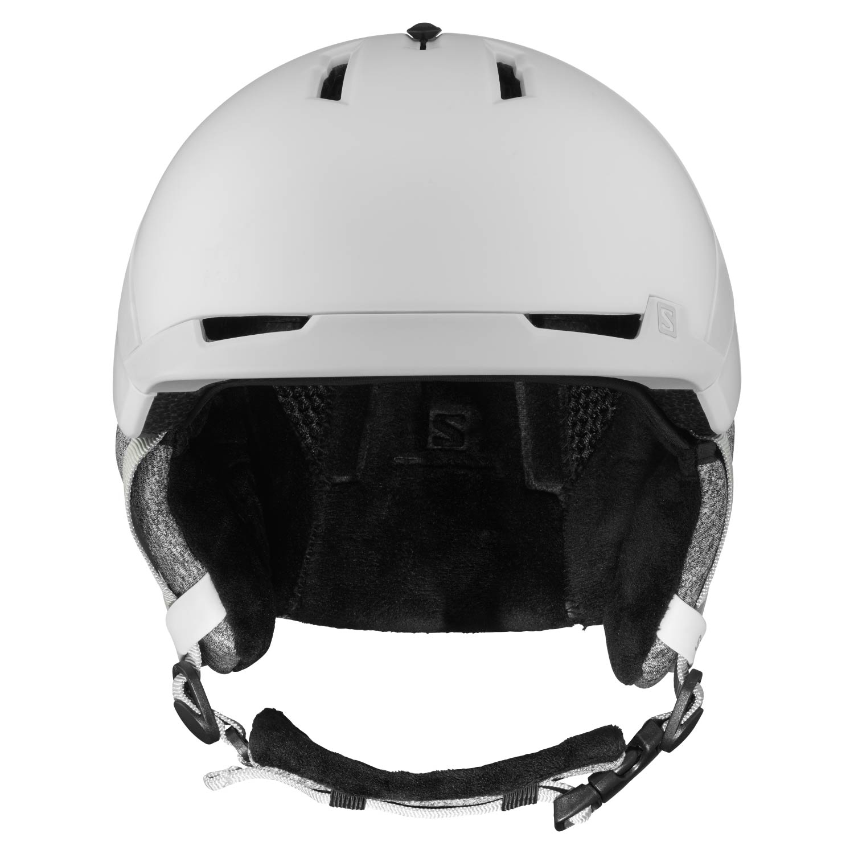 Salomon Quest W Helmet White/Grey 2021