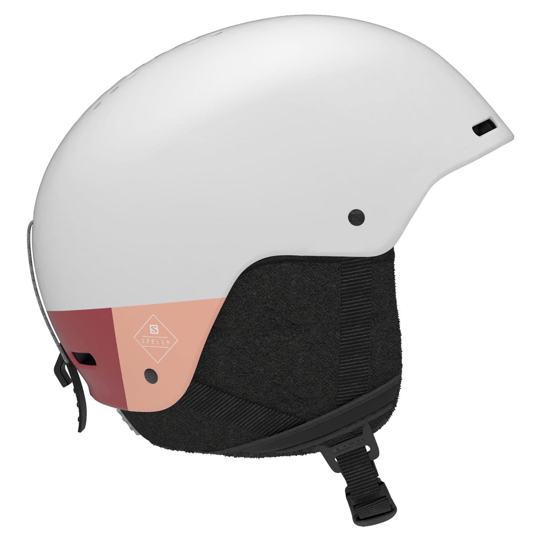 Salomon Spell Plus Helmet White 2021